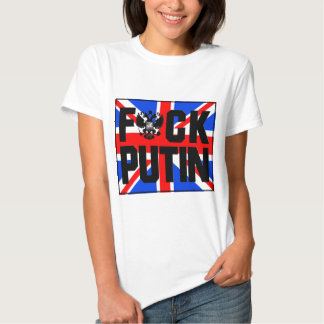 Anti Putin T Shirt