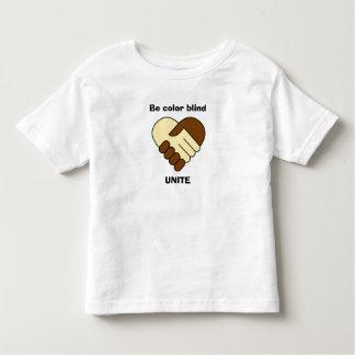 Anti racism theme | unite toddler shirt