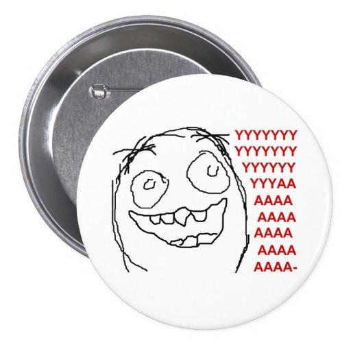 Anti-Rage Guy Pins