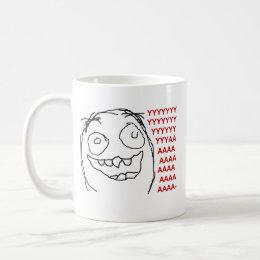 Anti-Rage Guy Coffee Mug