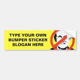 ANTI-REID - ANTI- Harry Reid Bumper Sticker