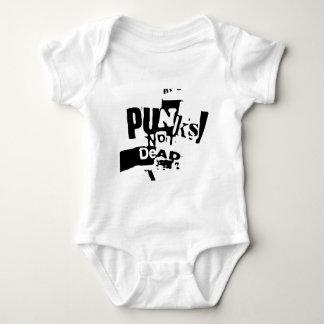 Anti-religión de la Anti-policía de la anarquía Body Para Bebé