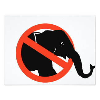 Anti-Republican / Anti-Conservative Custom Announcement