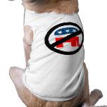 Anti-Republican Doggie T Shirt