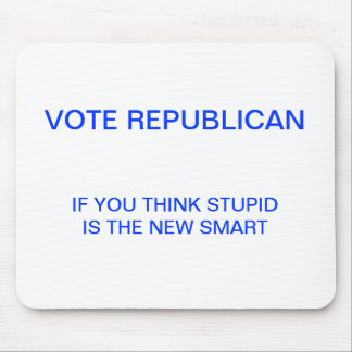 anti-republican mousepad