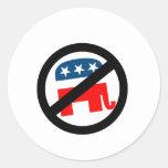 Anti-Republican Stickers