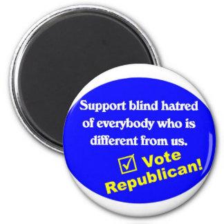 Anti Republican T-shirt Magnets