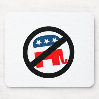 Anti-Republicano Alfombrillas De Ratón