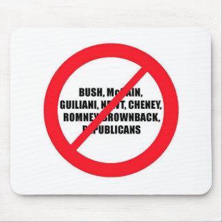 Anti-Republicanos Alfombrillas De Ratones