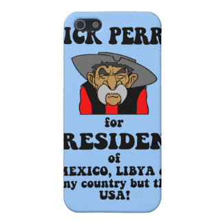 anti Rick Perry Cover For iPhone SE/5/5s