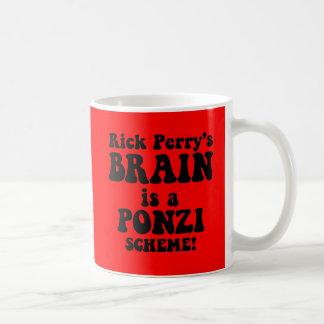anti Rick Perry Mug