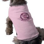 Anti Romantic 1 Doggie Tee Shirt