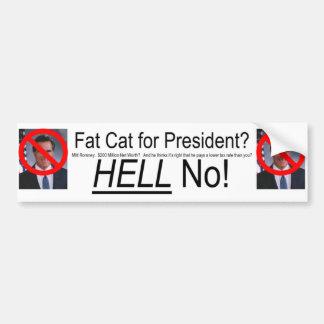 Anti Romney Bumper Sticker Car Bumper Sticker