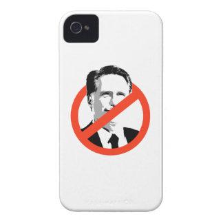ANTI-ROMNEY Case-Mate iPhone 4 CASES