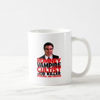 anti Romney Classic White Coffee Mug