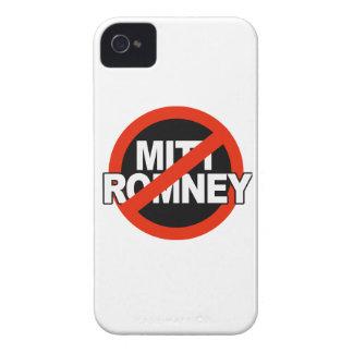 Anti Romney Cross Circle -.png Case-Mate Blackberry Case