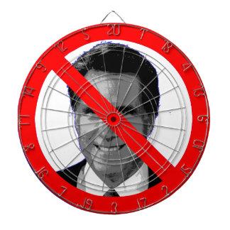 anti Romney Dart Board