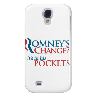 Anti-Romney iPhone 3 Cover