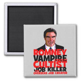 anti Romney Magnets