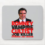 anti Romney Mouse Pad