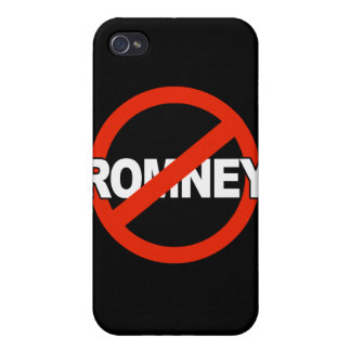 Anti Romney Name -.png Case For iPhone 4
