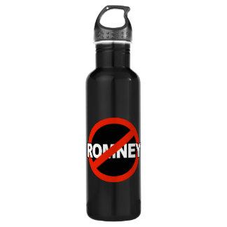 Anti Romney Name -.png 24oz Water Bottle
