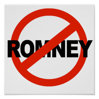 Anti Romney Name.png Poster
