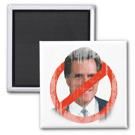 ANTI ROMNEY PIC.png Magnets