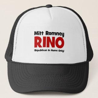 anti Romney RINO Trucker Hat
