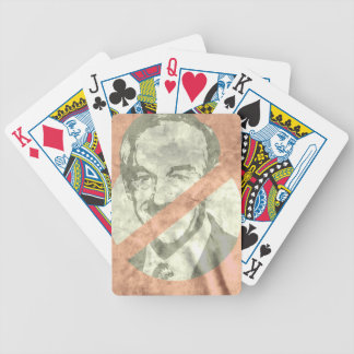 ANTI-RON PAUL PLAYING CARDS
