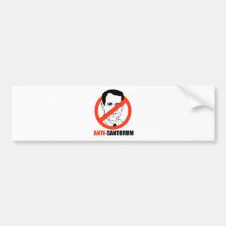 Anti-Santorum- Bumper Sticker