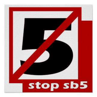 Anti SB5 Poster