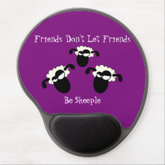Anti-Sheeple Gel Mouse Pad