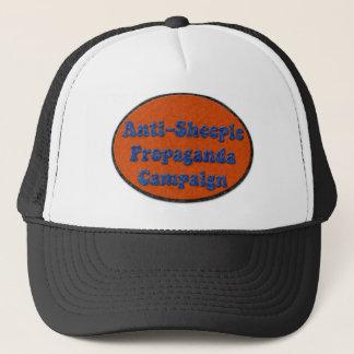 Anti-Sheeple Logo Hat