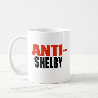 ANTI-SHELBY TAZAS DE CAFÉ