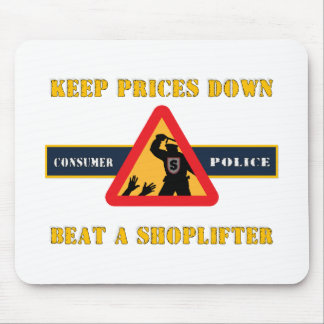ANTI-SHOPLIFTER MOUSE PAD