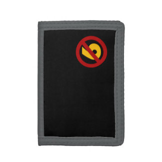 Anti-Sixers Trifold Wallets