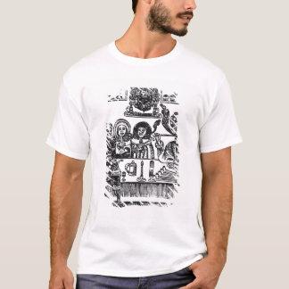 Anti-Smoking Pamphlet T-Shirt
