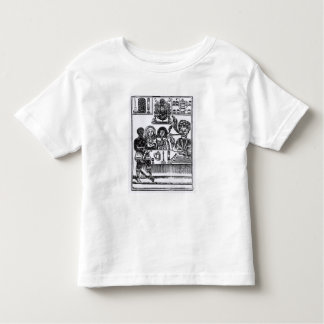 Anti-Smoking Pamphlet Toddler T-shirt