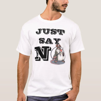 Anti-Snitch Original Just Say No T-Shirt