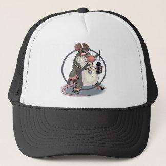 Anti-Snitch Trukker Hat