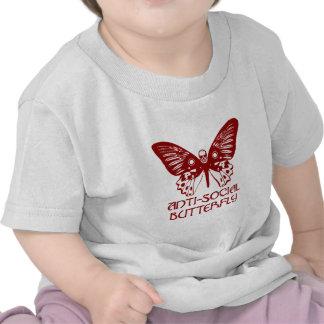 Anti-Social Butterfly Shirt