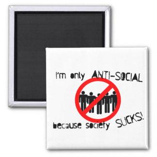 Anti-Social Magnet