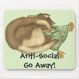 Anti-social Mouse Pad