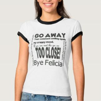 Anti-Social T Shirt by Celestine