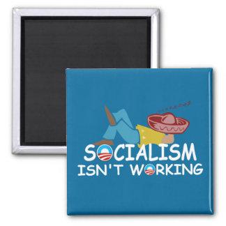 Anti socialism refrigerator magnets