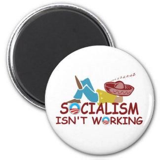 Anti socialism fridge magnets