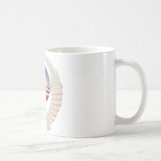 Anti Socialism Statement Krem & Obama Logos Coffee Mug