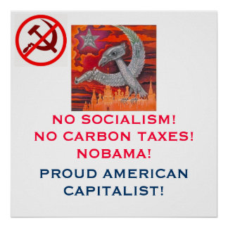 Anti-Socialismo Póster