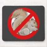 Anti-Squirrel Mouse Pad